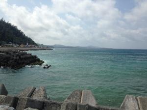 Pretty pretty ocean...
